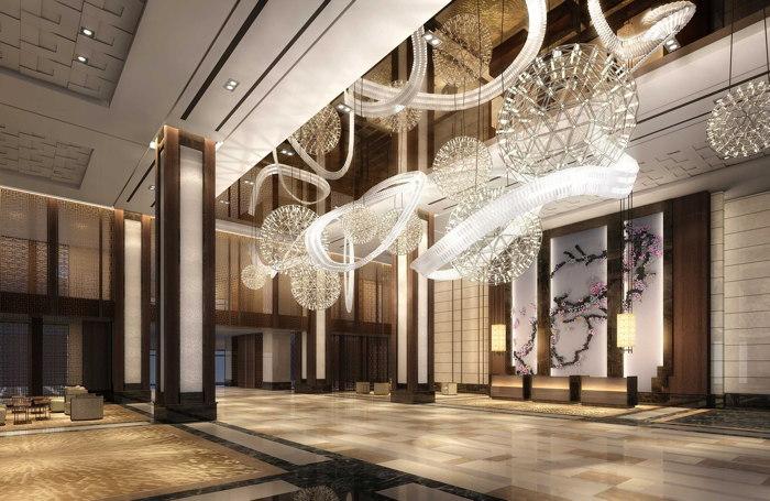Radisson Blu Zhengzhou Huiji Hotel - Lobby