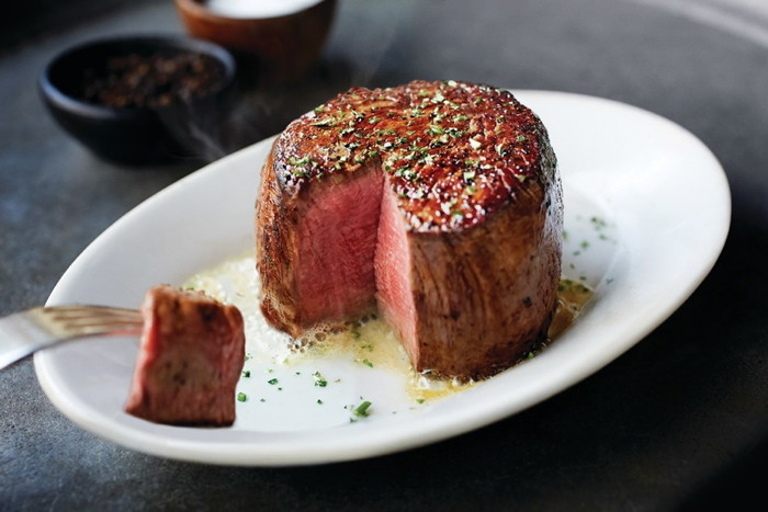 Ruth's Chris Steak House Filet Mignon