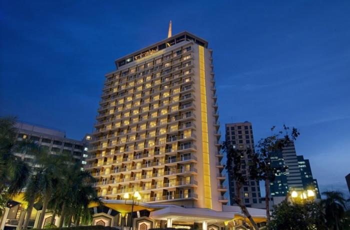 Dusit Thani Bangkok - Exterior