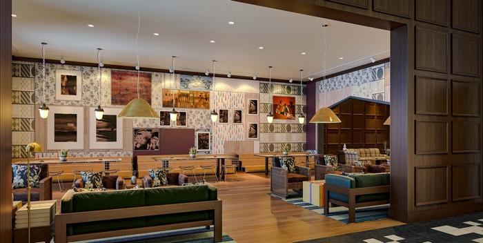Graduate Bloomington Hotel - Lobby