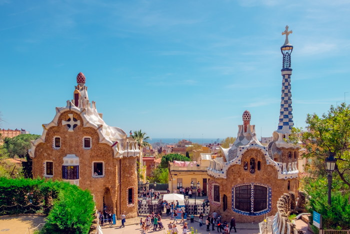 Park Güell, Barcelona, Spain - Photo by Daniel Corneschi on Unsplash