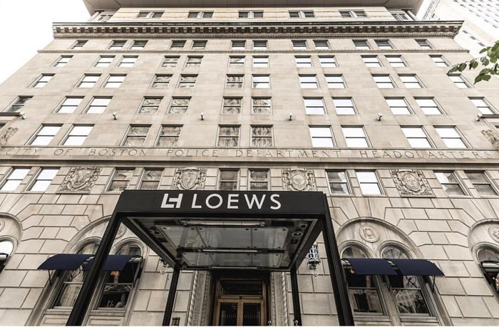 Loews Boston Hotel - Exterior