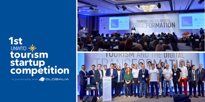 UNWTO Tourism Startup Competition Finalists