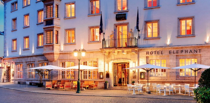 Hotel Elephant Weimar in Germany Joins Autograph Collection