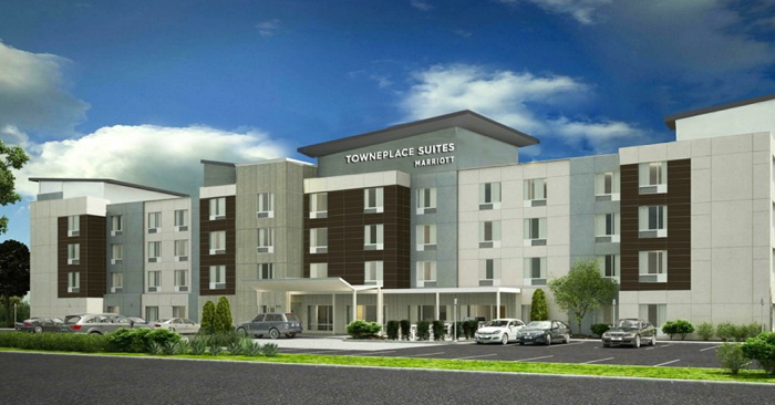 Rendering of the TownePlace Suites by Marriott Fort Worth Northwest/Lake Worth