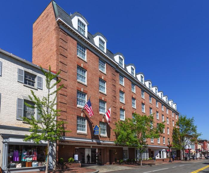 Georgetown Inn - Exterior