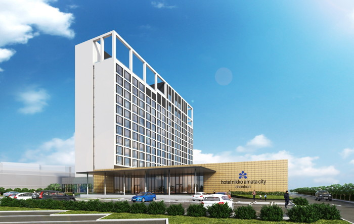 Hotel Nikko Amata City Chonburi to Open 2021 in Thailand
