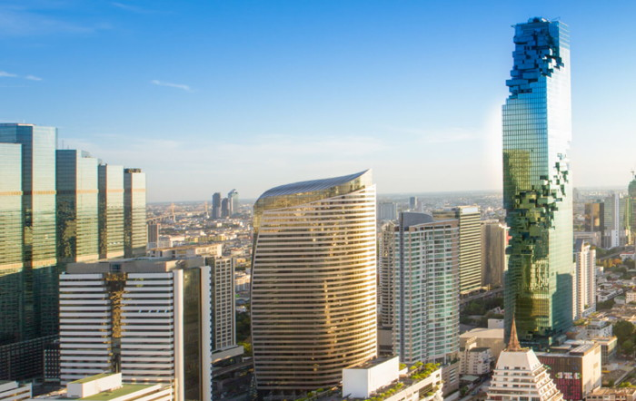 King Power Mahanakhon Building in Bangkok