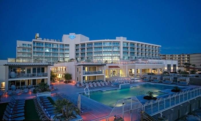 Hard Rock Hotel Daytona Beach - Exterior