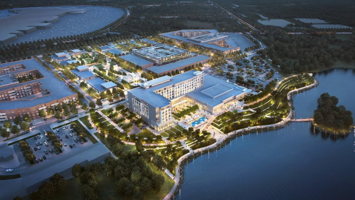 Conference Center Hotel Announced for Katy, TX