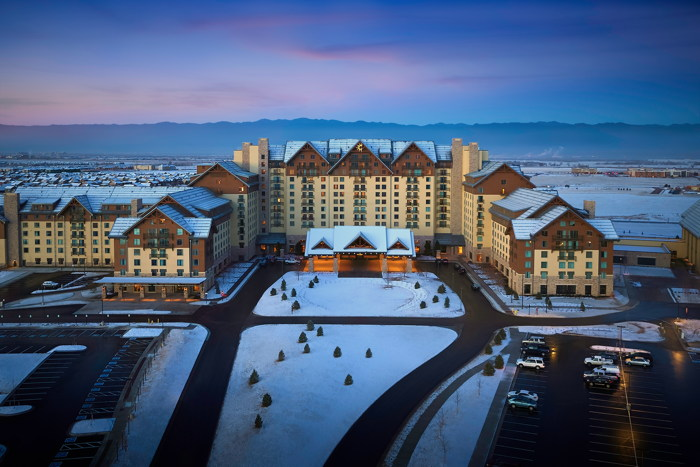 Gaylord Rockies Resort & Convention Center - Exterior