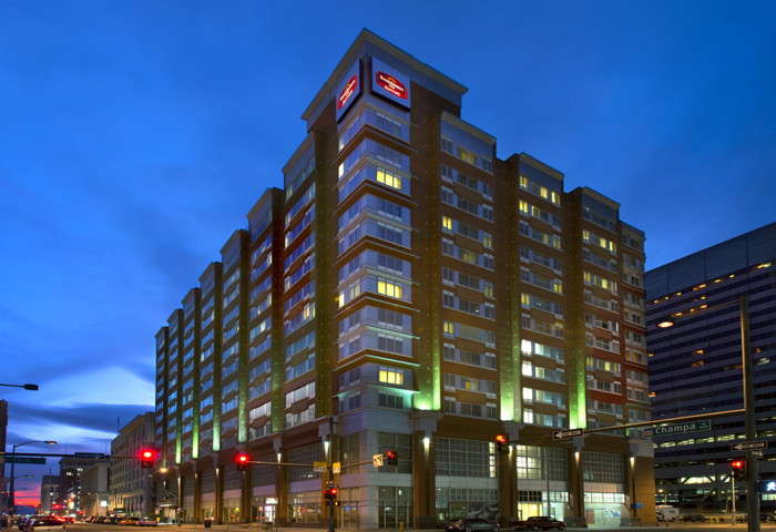 Residence Inn by Marriott Denver City Center - Exterior