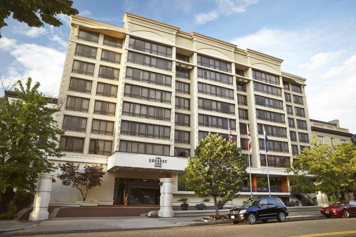 Embassy Row Hotel in Washington Joins Latitudes Collection