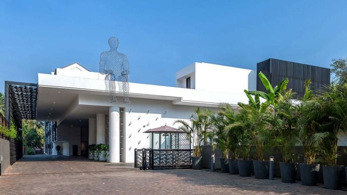 Hyatt Centric Candolim Goa - Exterior