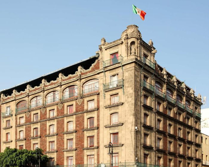 Hotel Best Western Majestic, Mexico City - Exterior
