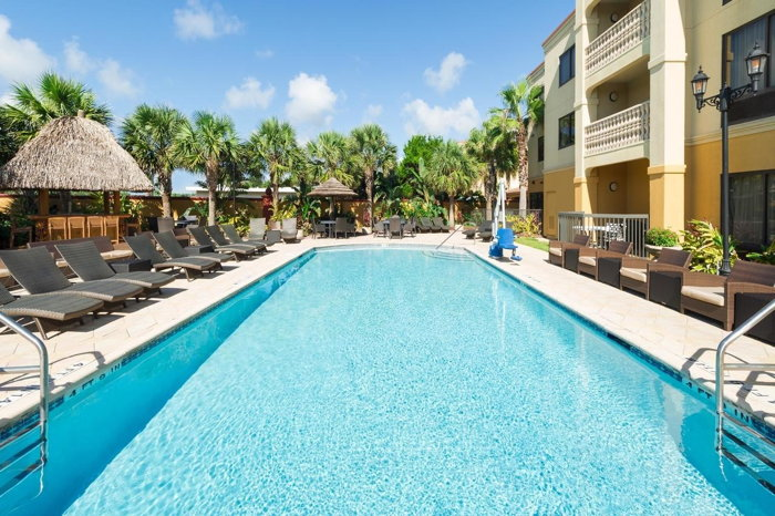 The Hampton Inn & Suites St. Augustine-Vilano Beach - Pool