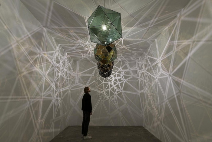 Olafur Eliasson, Installation  - Source Where About Now