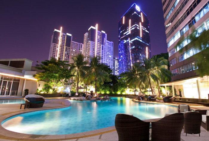 Wyndham Casablanca Jakarta Hotel - Pool