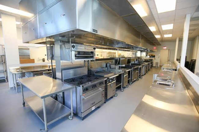 The Emeril Lagasse Foundation Culinary Lab at New Orleans Culinary & Hospitality Institute