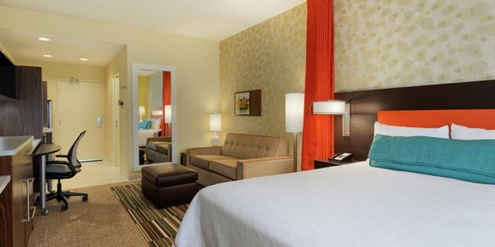 Suite at the Home2 Suites by Hilton Chantilly Dulles Airport