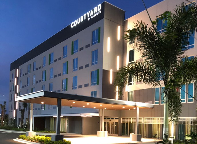 Courtyard by Marriott Winter Haven - Exterior