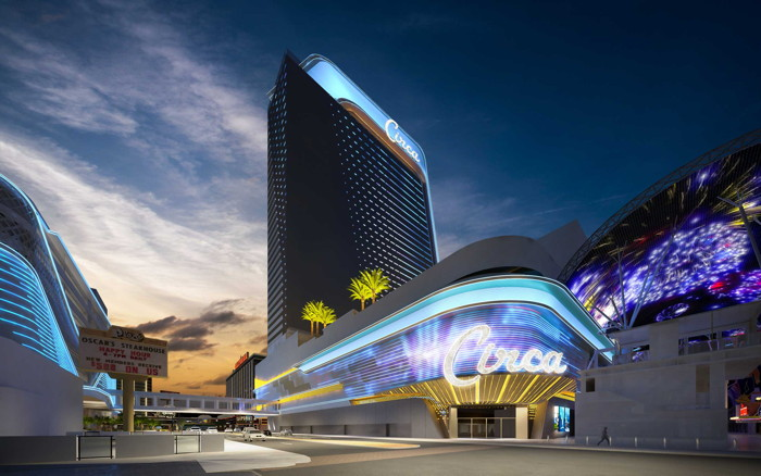 777 Room Circa Resort & Casino Coming to Las Vegas December 2020