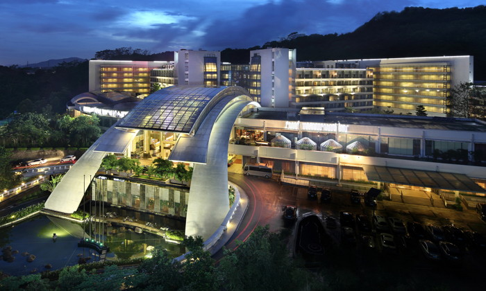 Rendering of the Hilton Guangzhou Science City