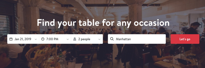 OpenTable Dining Points Can Now Be Used Toward Hotel Reservations