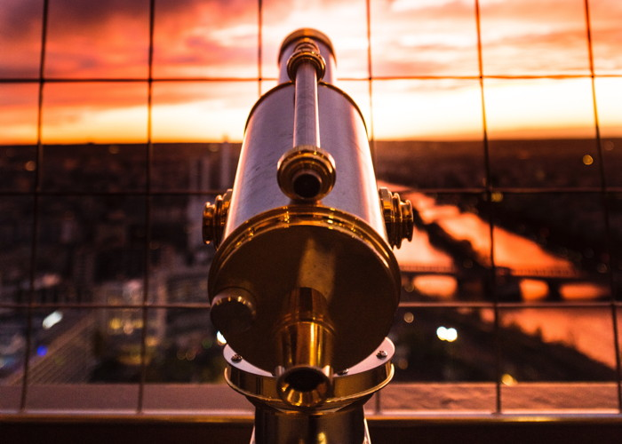 A telescope - Photo by Kyler Boone on Unsplash