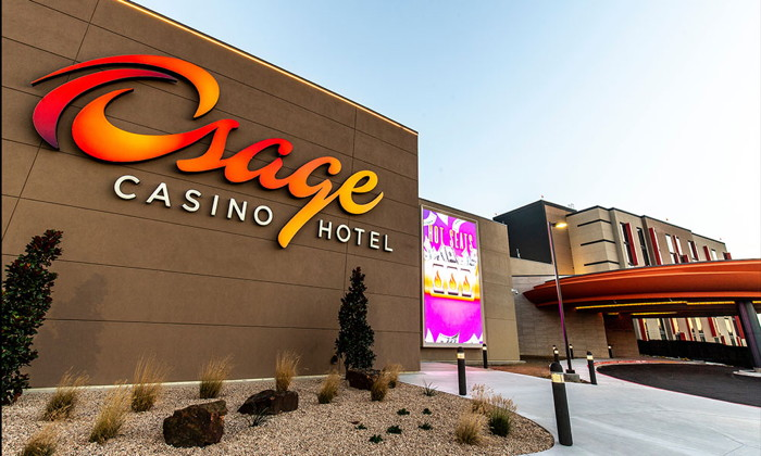 The Osage Casino Hotel - Exterior