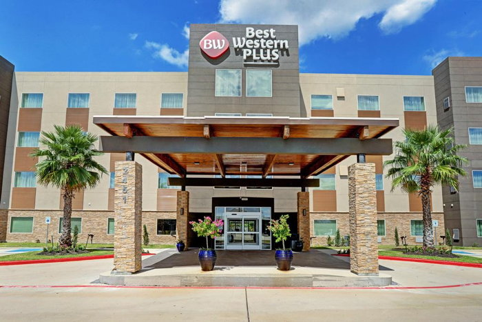 Best Western Plus Westheimer-Westchase Inn & Suites - Exterior