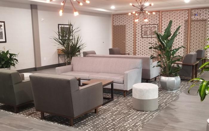 Radisson Hotel Oklahoma City Airport - Lobby