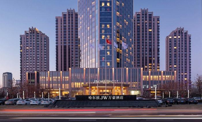 JW Marriott Hotel Harbin River North - Exterior
