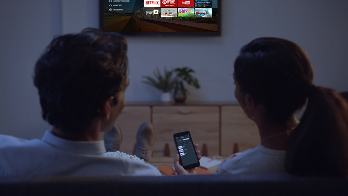 Hilton's Connected Room Adds In-Room Streaming to Guests with Netflix