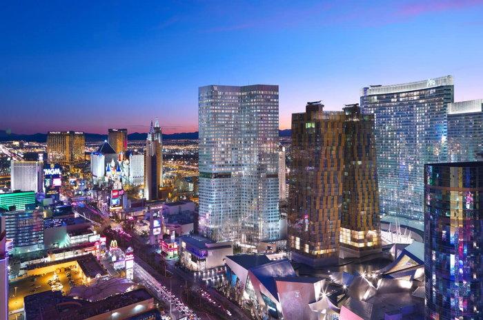 Waldorf Astoria Las Vegas - Exterior