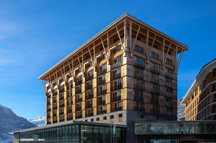 Radisson Blu Hotel Reussen, Andermatt - Exterior