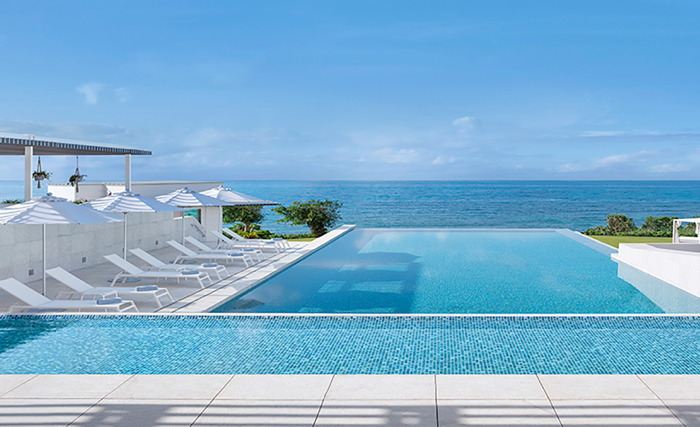 IRAPH SUI, a Luxury Collection Hotel, Miyako Okinawa - Infinity pool