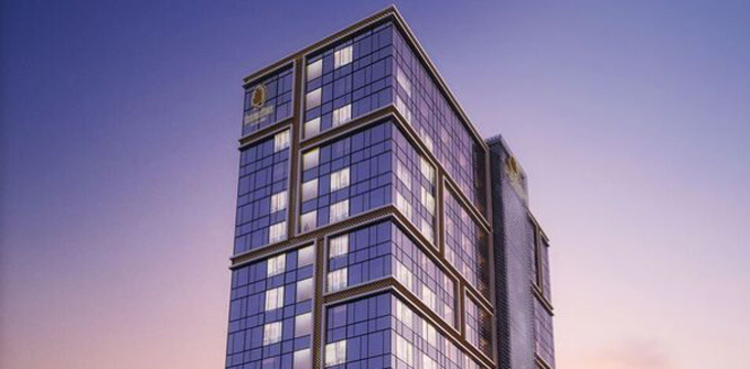 DoubleTree by Hilton Perth Northbridge - Exterior