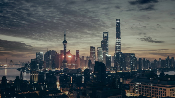 Shanghai Skyline - Photo by Adi Constantin on Unsplash