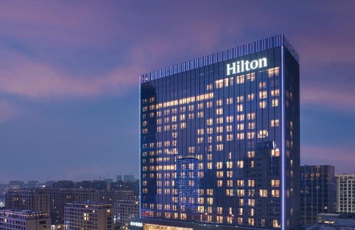 Hilton Taizhou - Exterior