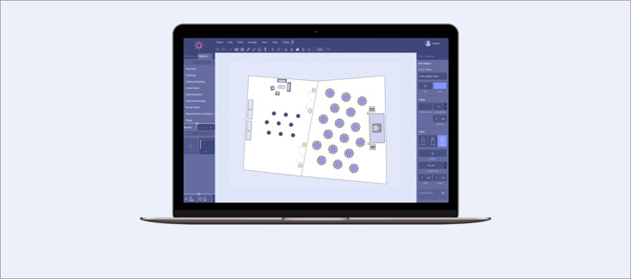 5 Reasons Why A Floor Plan Is the Foundation of Your Event