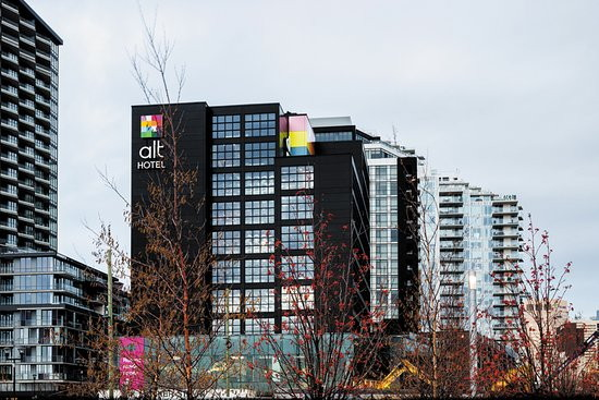 Alt Hotel Calgary East Village - Exterior