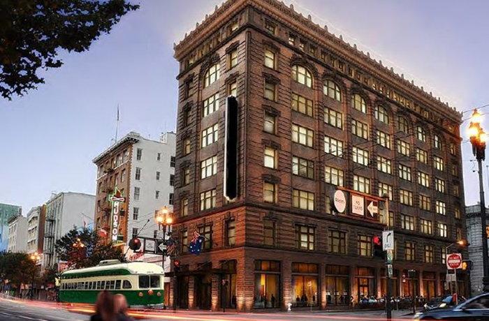 YOTEL San Francisco - Exterior