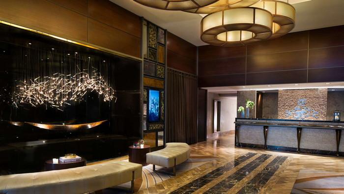 Muse Hotel - Lobby