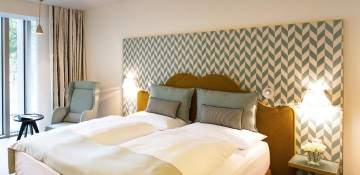 A MAXX by Steigenberger guestroom