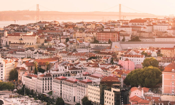 Skyline of Lisbon - Photo by John Jason on Unsplash