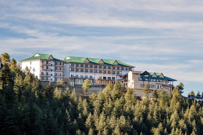Taj Theog Resort & Spa Shimla - Exterior