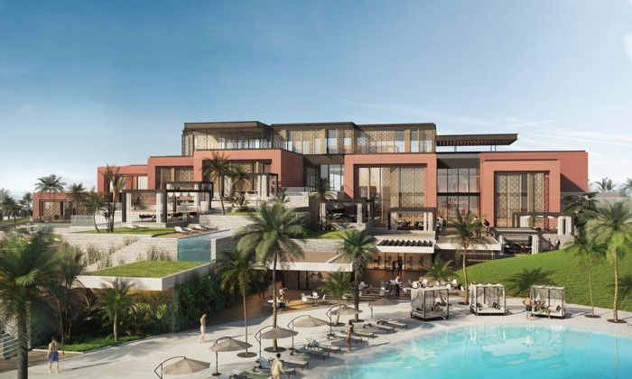Rendering of The St. Regis Marrakech Resort