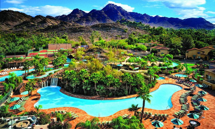 Pointe Hilton Squaw Peak Resort - Pool