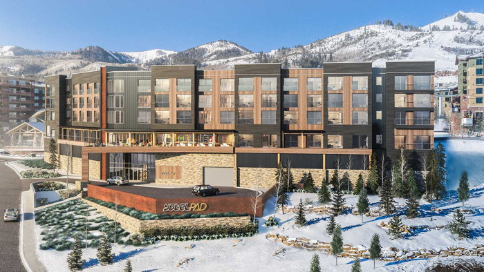 YOTELPAD Park City Breaks Ground in Upper Canyons Village